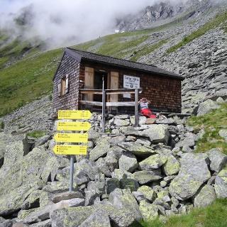 Die Celler Hütte
