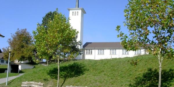 Kirche Noréaz