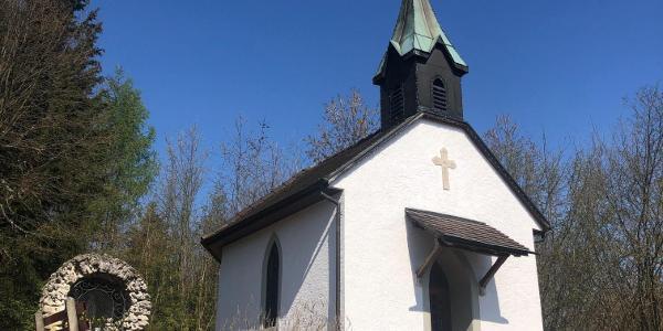 Kapelle oberhalb Hochwald