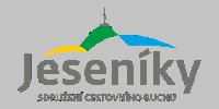 Logo Jeseníky - Sdružení cestovního ruchu