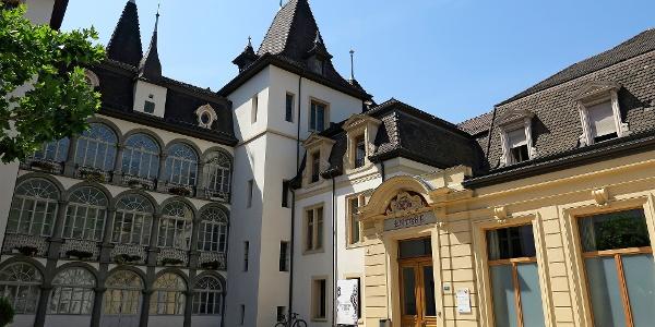 Rathaus Sierre.