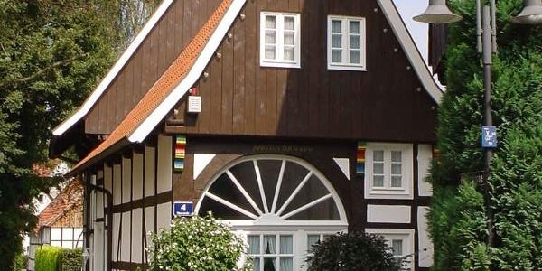 Ältestes Haus in Rietberg