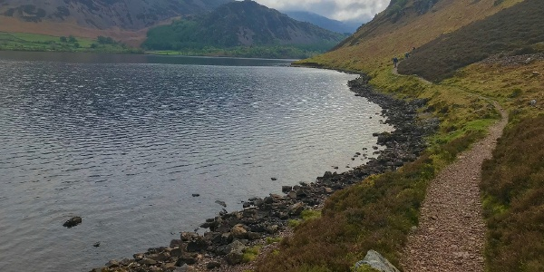 South Side of Ennerdale Water
