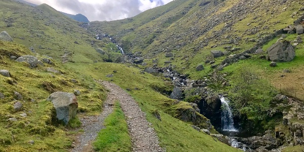 Cascading Waterfalls