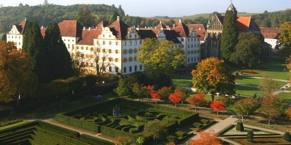 Garten Schloss Salem