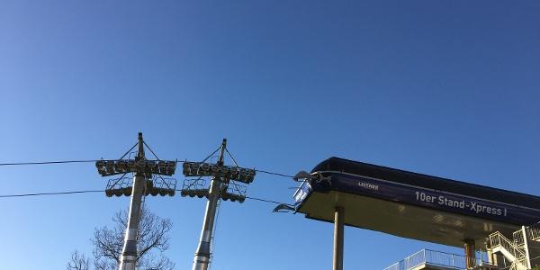 Mittelstation Stand-Xpress Metsch