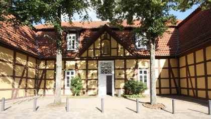 Altes Progymnasium  und Standesamt