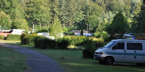 Naturcampingplatz - Am Berwartstein