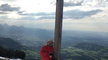Gipfel Hochries