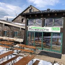 Hochries-Hütte