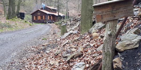 Feggendorfer Stollen - Zechenhaus