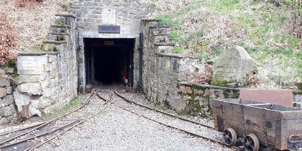 Feggendorfer Stollen - Grubeneinfahrt
