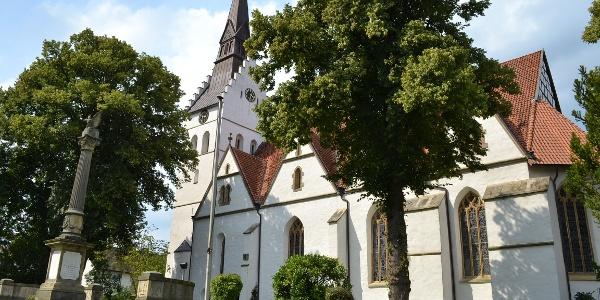 St. Petri Kirche in Versmold