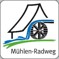 Routenlogo Mühlen-Radweg
