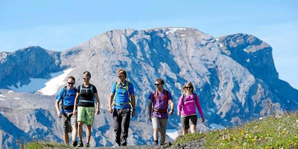 Lenk Simmental: Wandern