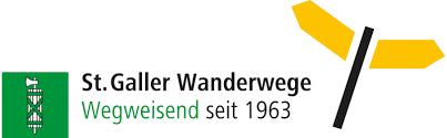 Logo St.Galler Wanderwege