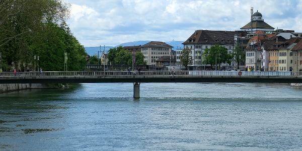 Kreuzackerbrücke.