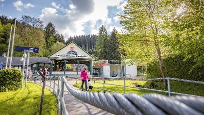 Talstation Obstfelderschmiede - Oberweißbacher Bergbahn