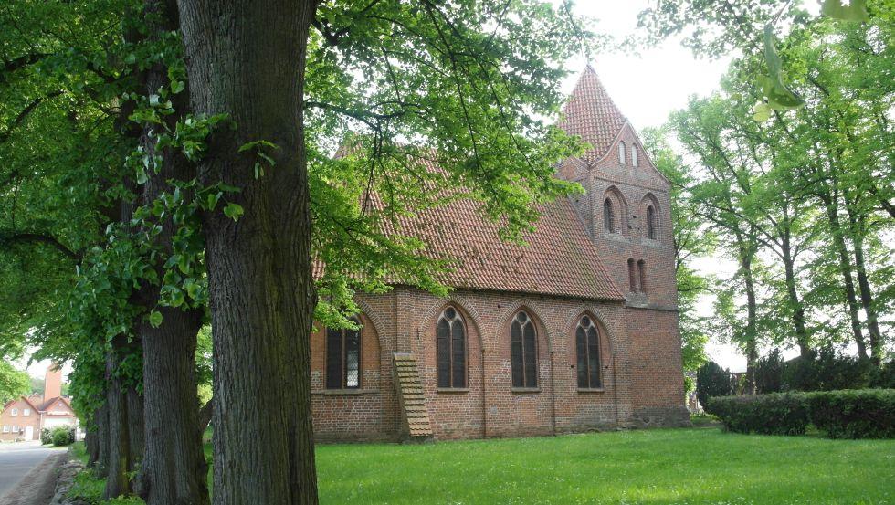 Dorf Mecklenburg