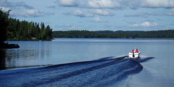 From Ancient Sea to Saimaa