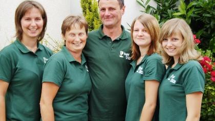 Familie Schwanzelberger