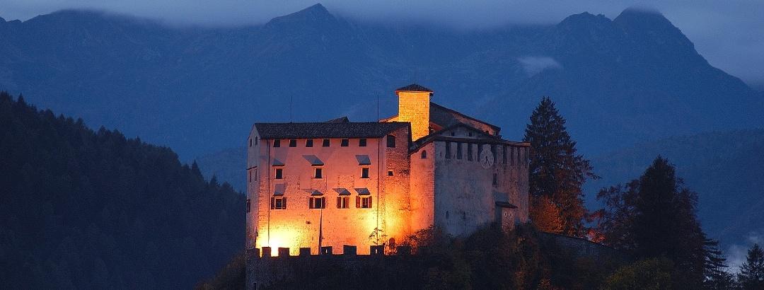 Castel Stenico in Terme di Comano-Dolomiti di Brenta