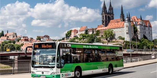 Bus der VGM