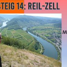 Moselsteig Etappe 14 | Reil - Zell | mit Jörg und Roman | Wandern an der Mosel | Dirk Outdoor | # 98