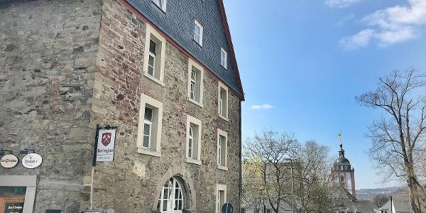 Das alte Zeughaus in Siegen