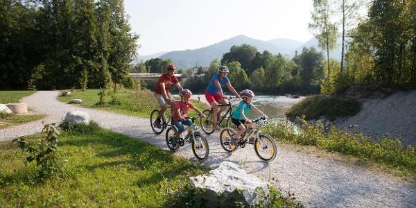 Fahrradtour von Lenggries nach Bad Tölz