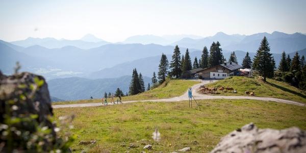 Höhenweg am Brauneck