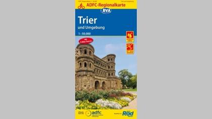Trier Karte Umgebung.Trier Und Umgebung