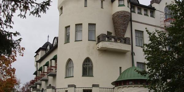 Site 3. Imatra State Hotel