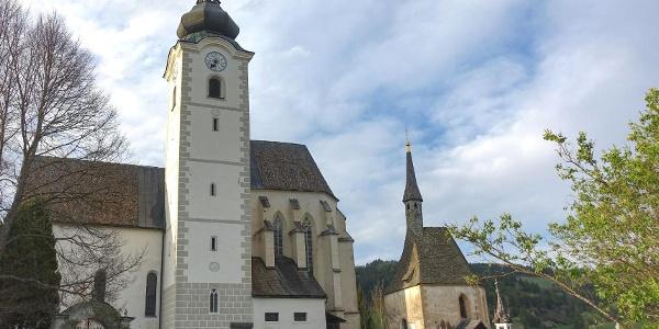 Pfarrkirche Lieding