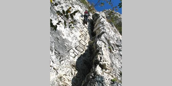 Ferrata di Favogna