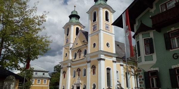 Pfarrkirche Hl. Johannes, St. Johann in Tirol