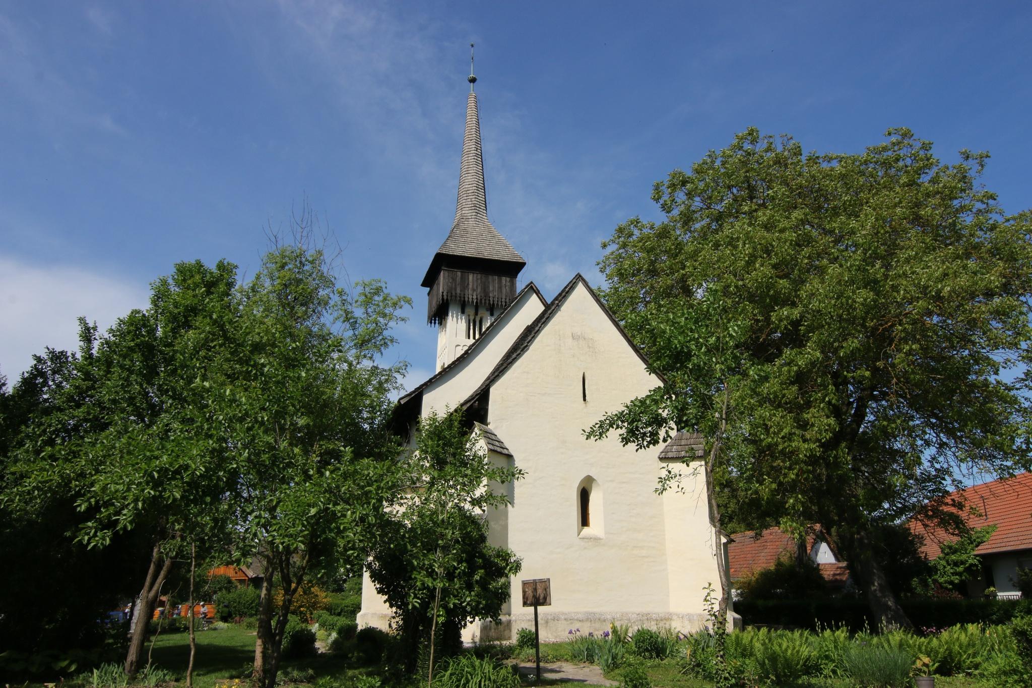 Szentháromság-templom (Velemér) – Wikipédia