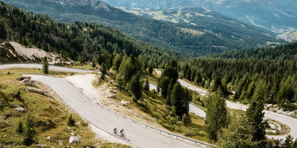 Dolomites Bike Day Tour