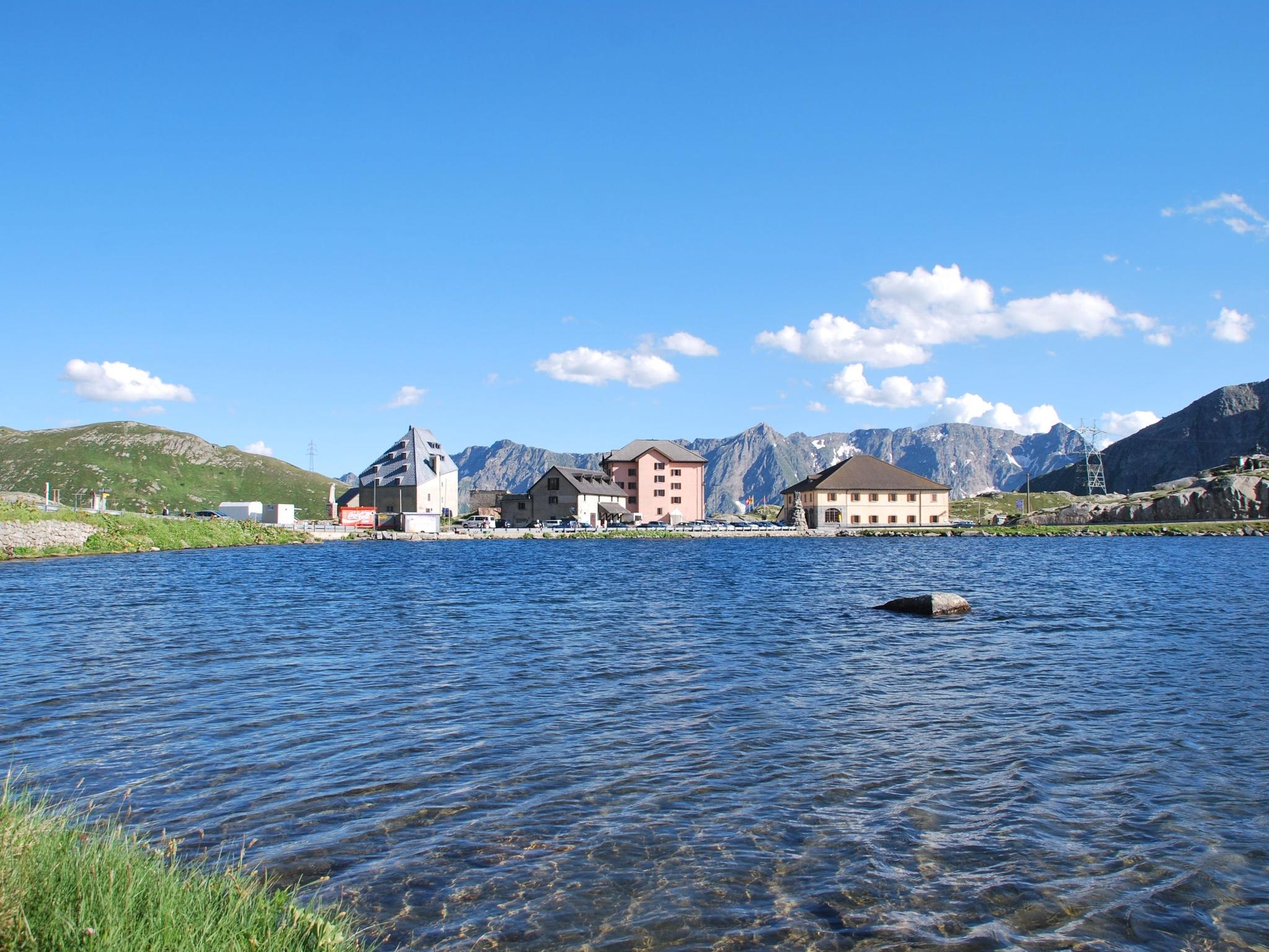 Gotthardpasshöhe