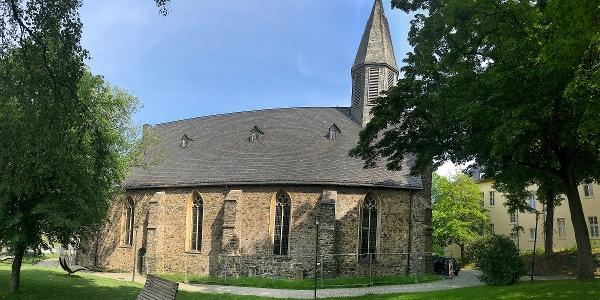 Martinikirche Siegen