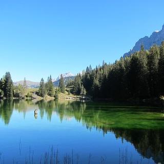 Doss del Sabion – Lago Valagola - Prarodont