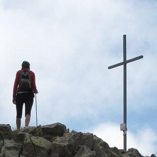 Monte Rujoch da rifugio Tonini
