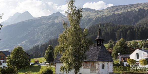 Kapelle St. Jakob / S. Giacun