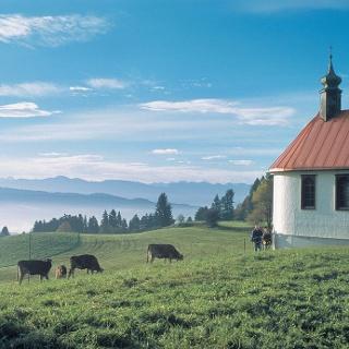 Herz-Jesu-Kapelle, Scheidegg