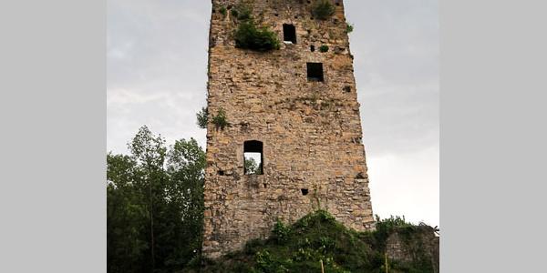 Götzis, Burgruine Neu-Montfort