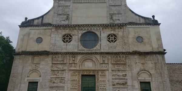 Spoleto - San Pietro fuori le mura