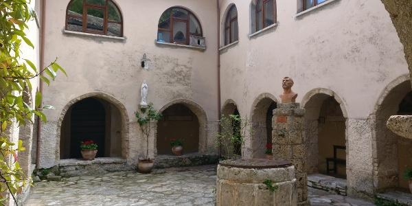 Poggio Bustone - Santuario Francescano