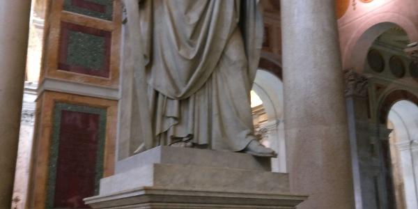 Roma - Basilica Papale San Paolo fuori le Mura