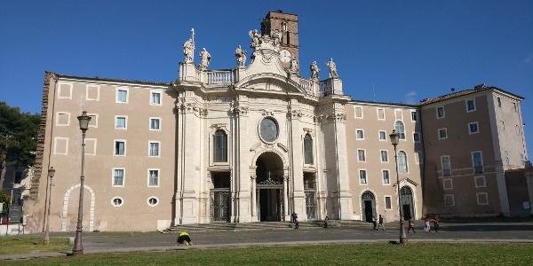 Roma - Basilica di Santa Croce in Gerusalemme