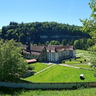 Abbaye d'Hauterive.